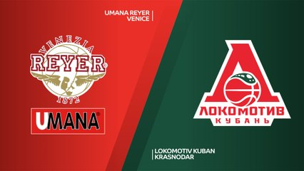 7Days EuroCup Highlights Regular Season, Round 7: Reyer 66-61 Lokomotiv