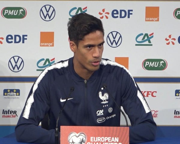 "France - Varane : ""Acter la qualification au plus vite"""