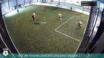 But de Younes LAACHELOUJ pour Equipe 2 le samedi 31 août à 18:22