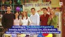 'Friends' Reunion Special Reportedly in the Works