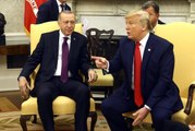 Son dakika: Trump-Erdoğan görüşmesi bitti, iki lider basın toplantısı düzenliyor