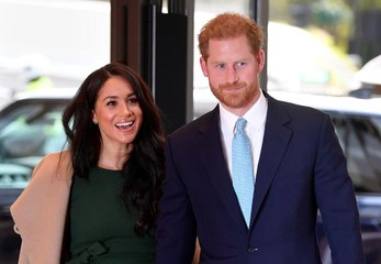 Meghan Markle and Prince Harry Will Not Be Spending Christmas with the Royal Family