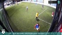 But de KARL VAUXION pour Equipe 1 le dimanche 22 septembre à 18:01