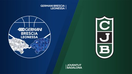 7Days EuroCup Highlights Regular Season, Round 7: Brescia 87-83 Joventut