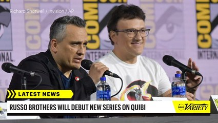 The Russo Brothers Making Marvel vs. DC Docu-Series on Quibi