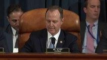 Impeachment hearings focus on Ukraine pressure campaign
