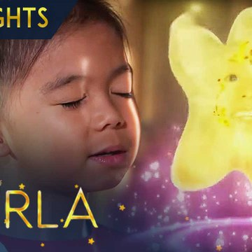 Buboy wishes Starla to give Barrio Maulap hope   Starla
