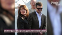 Sarah Palin Says She Learned Husband Todd Was Seeking a Divorce Via Email