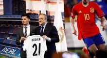 """Brahim, presentado: """"Solo contemplé jugar en el Real Madrid, jugar en el Real Madrid o jugar en el Real Madrid"""""""