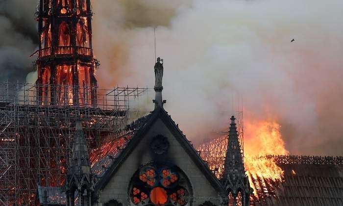 Louis Vuitton, la familia Arnault, el dueño de Gucci e Yves Saint Laurent… la élite empresarial francesa donará 400 millones para reconstruir Notre Dame