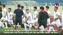 ĐT Việt Nam quyết tâm cực lớn trong buổi tập chính, sẵn sàng đấu với UAE | VFF Channel