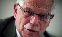 """Borrell cree que el rechazo de Sánchez a un gobierno de coalición con Podemos es una """"cuestión de funcionalidad"""""""