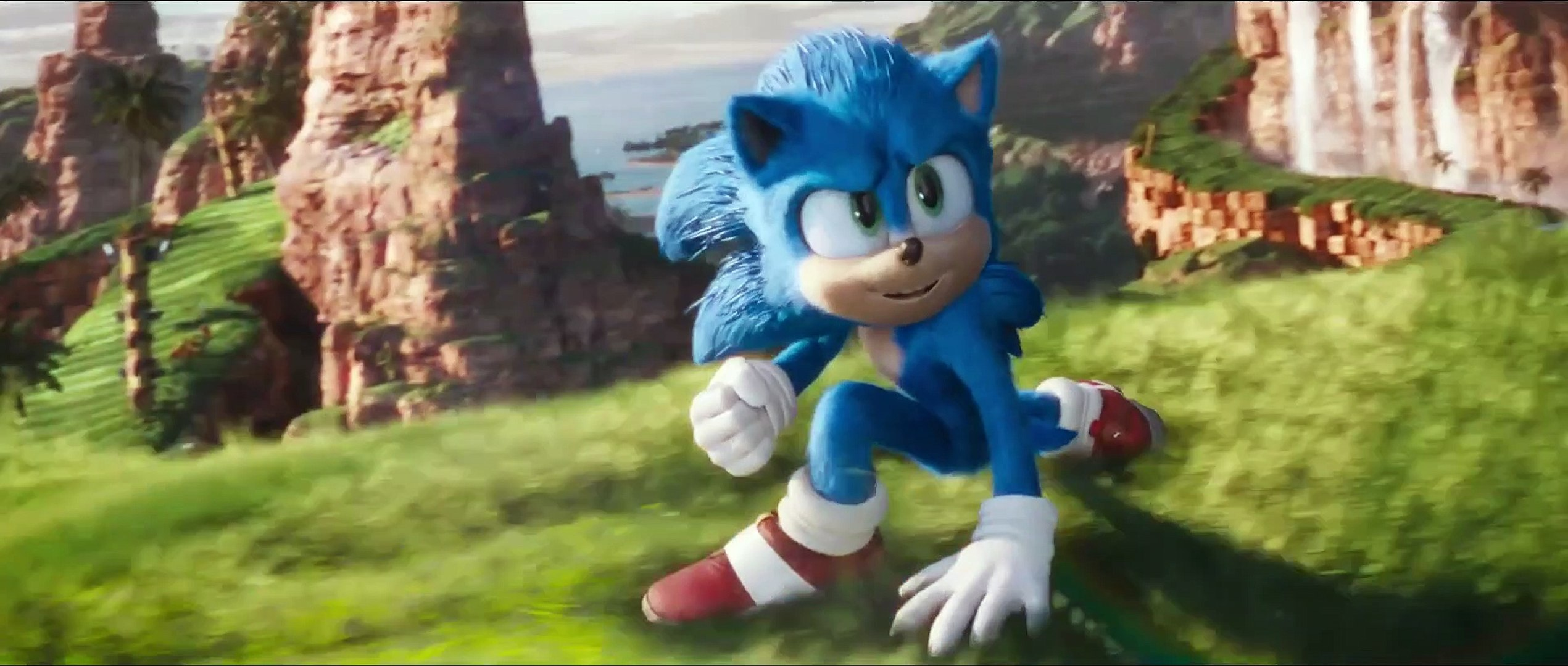 Sonic The Hedgehog Official New Trailer Video Dailymotion