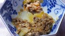 "I tried cooking  ""BOEUF MIRONTON""  / J'ai cuisiné ""BOEUF MIRONTON"" / フランス家庭料理風牛肉とトマト、「ミロトン」を作ってみた"
