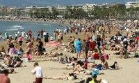 España supera los 58 millones de turistas hasta agosto, con un gasto de 64.124 millones, un 3,2% más
