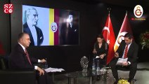 Mustafa Cengiz'in konuşması sırasında skandal ucuz atlatıldı!