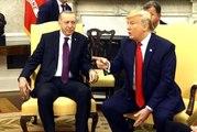 Azil soruşturmasını soran gazeteciye Trump'ın yanıtı şaşırttı: Erdoğan ile görüşmem azil soruşturmasından daha önemli