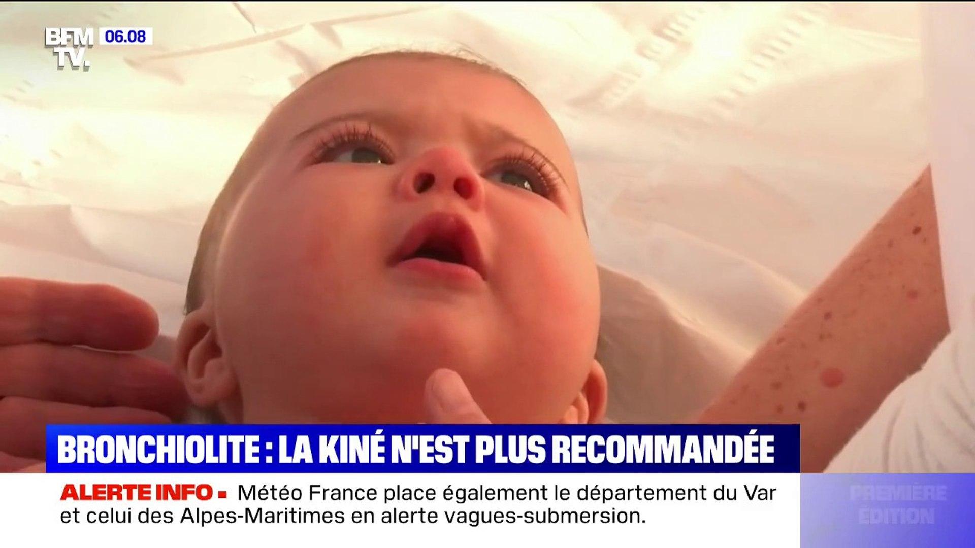 Bronchiolite Pourquoi La Kine Respiratoire Est Desormais Deconseillee Pour Les Nourrissons