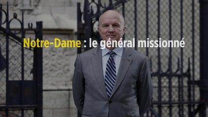 Notre-Dame : le général missionné par Macron recadre violemment l'architecte en chef