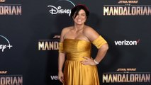 "Gina Carano ""The Mandalorian"" Premiere Red Carpet"