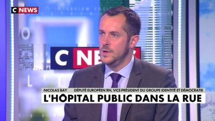 Nicolas Bay - CNews jeudi 14 novembre 2019