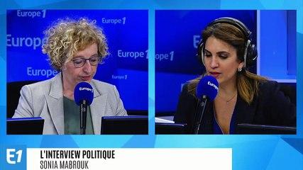 Muriel Pénicaud - Europe 1 jeudi 14 novembre 2019