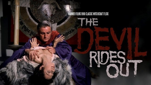 The Devil Rides Out Movie (1968)