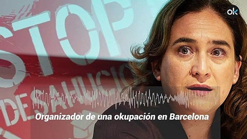 Barcelona sin ley: Los okupas de Colau se ríen de los propietarios: «No saben cómo sacarnos, si aguantáis nos darán 3.000 €»