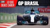 VÍDEO: Claves del GP Brasil 2019, penúltimo asalto de la temporada