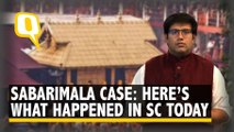 SC Refers Sabarimala Review Petition to Larger Bench  Here's What Happened at Court?