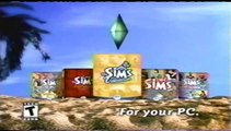 2000-2005 The Sims TV Ads (4)