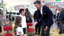 İstanbul ilkokul öğrencilerine okuma alışkanlığının önemi anlatıldı