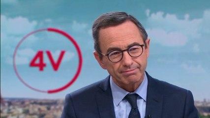 Bruno Retailleau - France 2 jeudi 14 novembre 2019