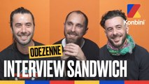 L'interview Sandwich d'Odezenne