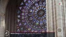 Notre-Dame de Paris : bras de fer sur la question de la flèche