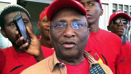 Sidya Touré affiche une fermeté : nous irons au palais
