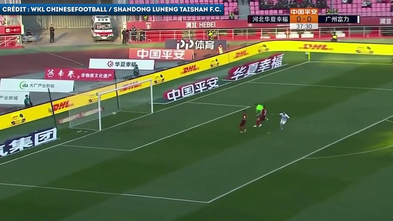 Eran Zahavi, le goleador du Guangzhou R&F