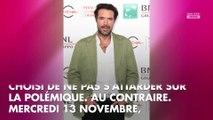 "Roman Polanski : Nicolas Bedos encense son film ""J'accuse"" et félicite Jean Dujardin"