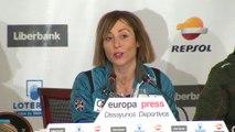 Paula Fernández-Ochoa agradece el cariño tras el fallecimiento de Blanca