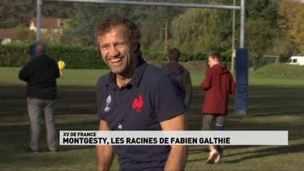 Montgesty, les racines de Fabien Galthié
