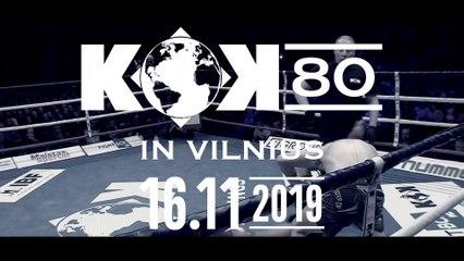Bushido HERO'S  & KOK'80  IN VILNIUS  16.11.2019  ❗️