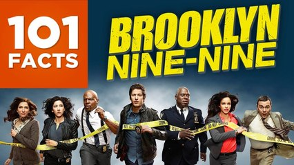 101 Facts About Brooklyn Nine-Nine