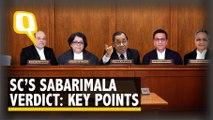 SC Refers Sabarimala Case to Larger Bench  Key Highlights
