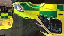 Zone de secours Hainaut Centre a de nouvelles ambulances