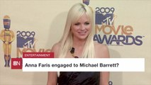 Is Anna Faris Engaged