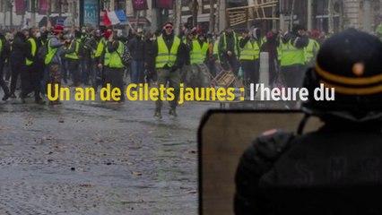 Un an de Gilets jaunes : l'heure du bilan judiciaire