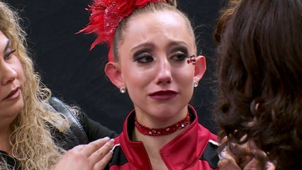 Dance Moms: Abby Insults a Candy Apples Dancer