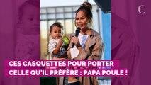 John Legend papa poule : ses clichés les plus mignons avec ses enfants Luna et Miles