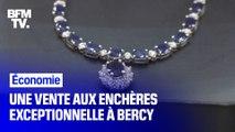 Voitures, sacs, vélos... Bercy organise une vente aux enchères exceptionnelle à l'occasion des 30 ans du ministère