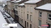 DRÔME : De la neige à Valence
